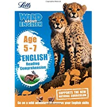 English - Reading Comprehension Age 5-7 (Letts Wild About)