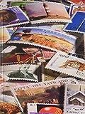 Briefmarken Einsteckbuch STAMP DIN A4, 32 schwarze Seiten