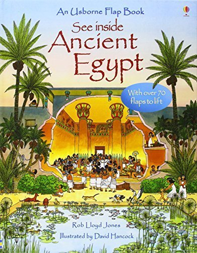 Egypt (See Inside) by Rob Lloyd Jones (2007-05-03)