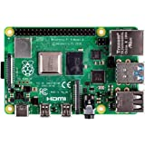 Raspberry Pi 4 Model B 2 GB - Arm Cortex-A72 4X 1,50 GHz, 2 GB di RAM, WLAN-AC, Bluetooth 5.0, LAN, 4X USB, 2X Micro…