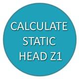 Calculate Static Head Z1