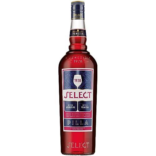 Select - L'aperitivo per l'autentico Spritz veneziano. Bottiglia da 1lt, Vol. 17,5%.