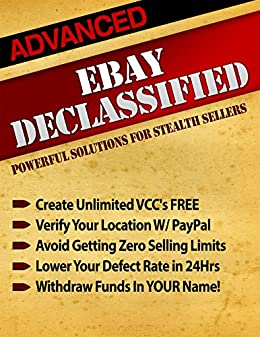 ebay stealth guide