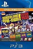 Borderlands The Pre-sequel Season Pass [Zusatzinhalt] [PSN Code für deutsches Konto]