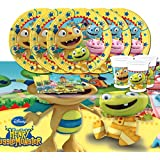 Disney Henry Hugglemonster Complete Party Supplies Kit For 16