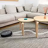 Robot-aspirador-Conga-Excellence-990-de-Cecotec-Friega-el-suelo-Barre-aspira-y-pasa-la-mopa-Programable-24h-5-modos-de-limpieza-Base-de-carga-Silencioso-Potente-Filtro-HEPA