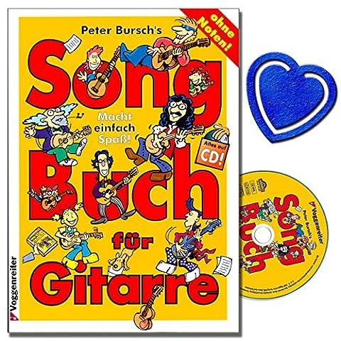 Peter Bursch's Songbuch für Gitarre Band 1 - Eine tolle