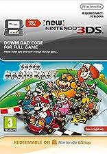 Super Mario Kart SNES [3DS Download Code]