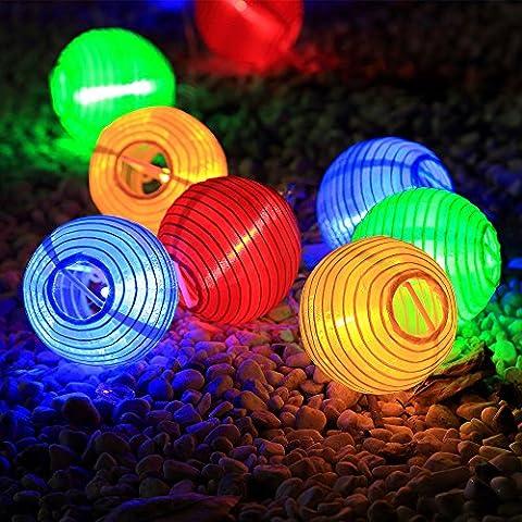 Innoo Tech Guirlande Lumineuses Lanternes à Piles, 4M 20 LED