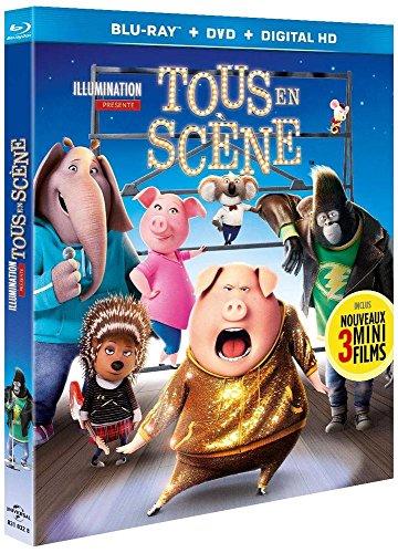 Tous en scène [Combo Blu-ray + DVD + Copie digitale]