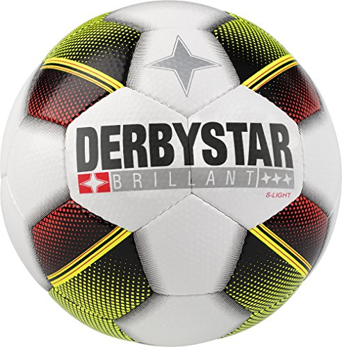 Derbystar Brillant S-Light, 4, weiß rot gelb, 1123400135