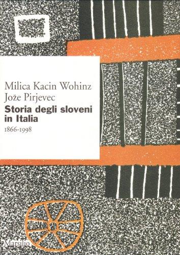 Storia degli sloveni in Italia (1866-1998)