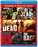 Zombie - 3 Movie Pack [Blu-ray]