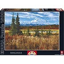 Educa  16008 1500 - Denali National Park, Usa