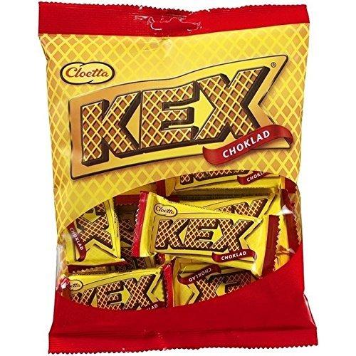 Cloetta Kex Choklad - Chocolat Fourré Mini-Tranches 156G
