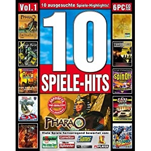 10 Spiele-Hits Vol. 1