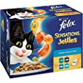 Felix Sensations Jellies Cat Food Ocean from NET1K