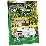 Caja regalo Estancia Gastronómica Deliciosa Evasión de ''Wonderbox''