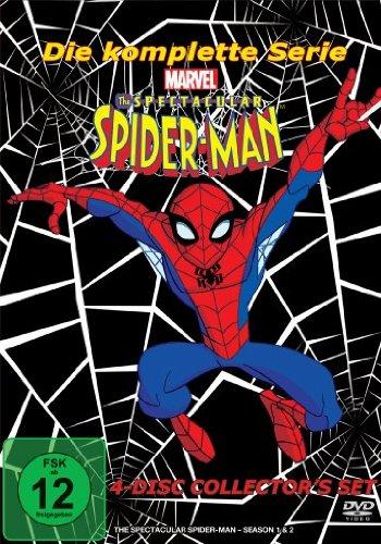 Bild von The Spectacular Spider-Man - Die komplette Serie [4 DVDs]