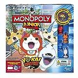 Hasbro b6494–Gioco Monopoly Junior–yo-kai Watch