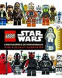 Lego Star Wars : L'Encyclopédie des personnages (nouvelle édition+32p)