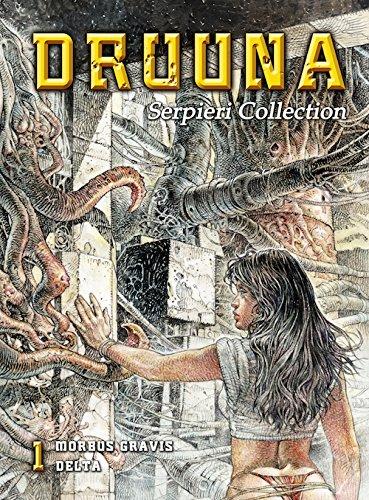Druuna 1, Morbus Gravis - Delta