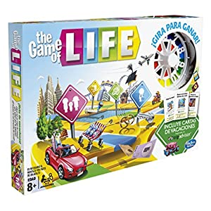 Hasbro Gaming Game of Life