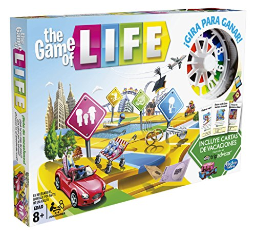 HASBRO   GAME OF LIFE (C0161105)