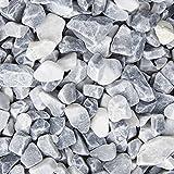 Ice Blue Zierkies 750kg Big Bag, 8-16mm, 16-25mm, 25-40mm (8-16mm)