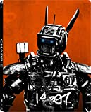 Humandroid: Chappie (Steelbook) (2 Blu-Ray)