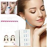 80 stuks Instant Face Lifting Patch, Instant Face Neck en Eye Lift Facelift V Shape Tapes Anti- Rimpel