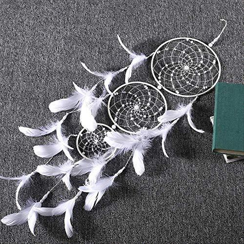 Kostüm Durch Kunst Inspiriert - CQERT Dream Net White 3 Ring Home Kostüm Geschenk Snare Net Liebhaber Geschenk