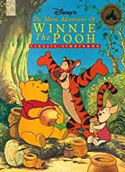 Disney's the Many Adventures of Winnie the Pooh (Mouse Works Classic Storybook Collection)