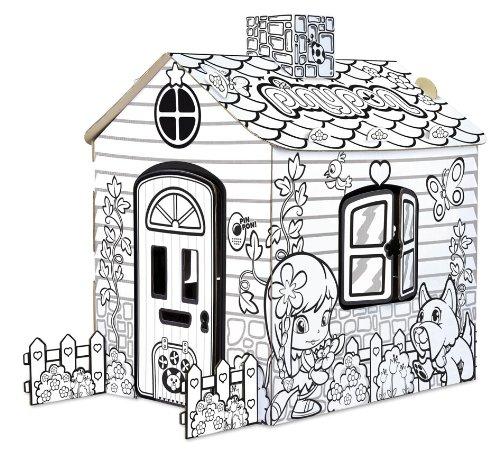 Famosa 800008062 disegna la casetta di pinypon for Disegna la mia casa