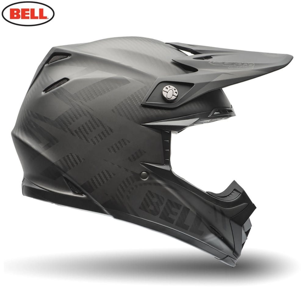 Bell Moto-9 Flex Syndrome Matt Black 2XL Syndrome Matte Black