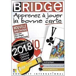 BRIDGE - Découverte 2018 sur clé USB OR (Windows XP, 7, 8, 10)