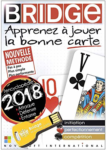 BRIDGE - Découverte 2018 sur clé USB OR (Windows XP, 7, 8, 10)