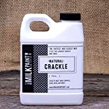 Real Milk Paint Natural Crackle 16 Oz