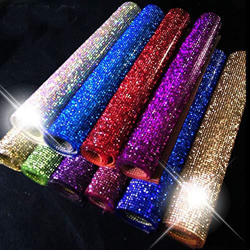 Astonish SS6crystal Perlen, 24 x 40 cm, 2 mm, Strasssteine, Eisen auf dem Transfer-Design, Strass, für Hochzeit, Dekoration, Kristall, transparent