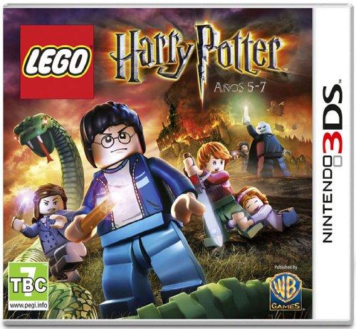 LEGO HARRY POTTER    AÑOS 5 7
