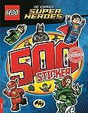 LEGO® DC COMICS SUPER HEROES 500 Sticker