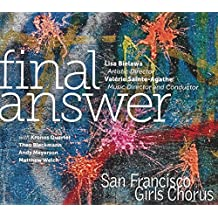 Final Answer-Chorwerke