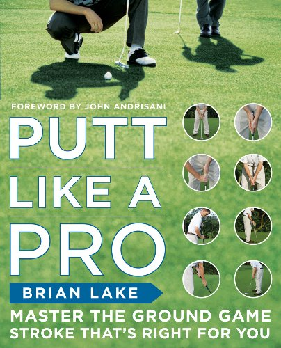 Putt Like a Pro (Golf Belly Putter)