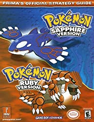 Pokemon Ruby & Sapphire: Prima's Official Strategy Guide (Prima's Official Strategy Guides)