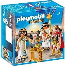 Playmobil - César y Cleopatra (5394)
