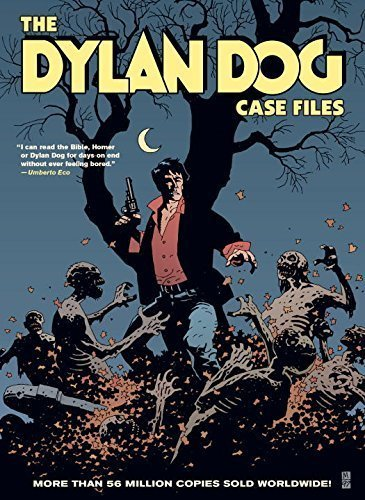 The Dylan Dog Case Files by Sclavi, Tiziano (2009) Paperback