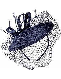 Serre-Tete Dianina Lierys chapeau de fete