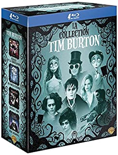 La Collection Tim Burton - Charlie et la chocolaterie + Les noces funèbres + Sweeney Todd + Dark Shadows [Blu-ray] (B00D4AXNAC) | Amazon price tracker / tracking, Amazon price history charts, Amazon price watches, Amazon price drop alerts