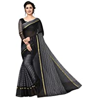 Arkee Designer Saree With Blouse Piece