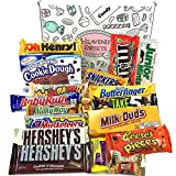 American Chocolate Candy Hamper Box | Assortment Includes...